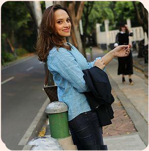 Samira Shihab, CEO, Tinkerlust